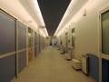 Il corridoio della scuola d'Infanzia e del Nido