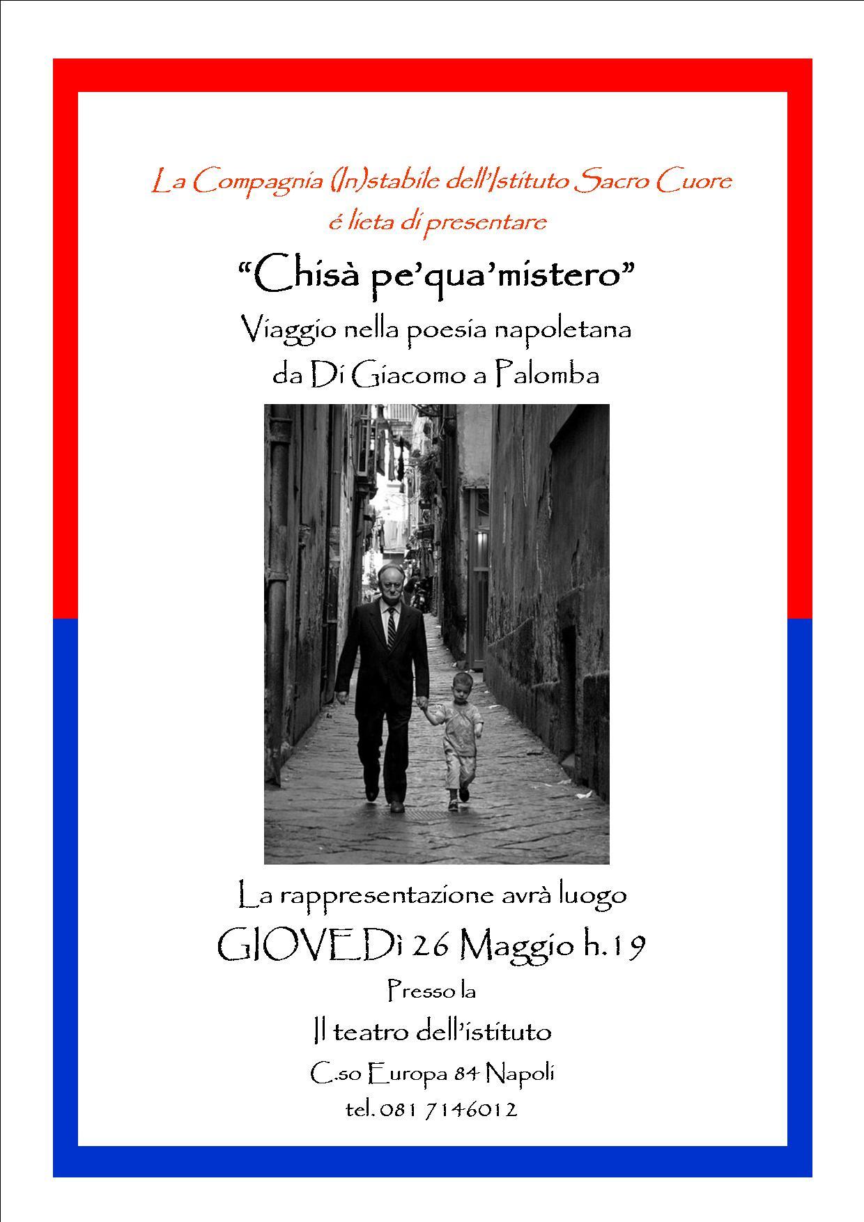 Poesia napoletana teatro1