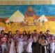 Ospiti d'onore a pranzo: una comunità di antichi egizi!!!
